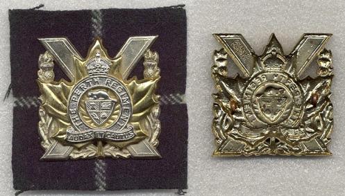 1948 pattern badge