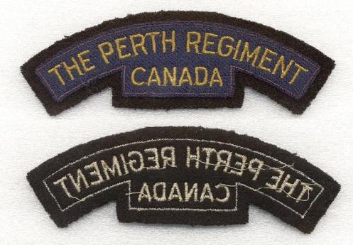 1st post war pattern title circa 1950