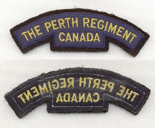 2ndt post war pattern title circa early 50's