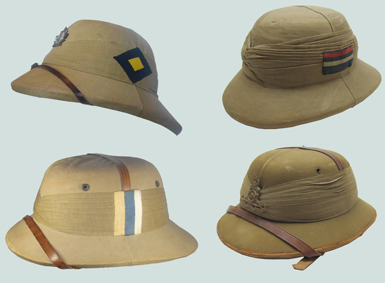 d6250a154595a In additin to the Wolseley pattern helmets, many officers procured  Cawnpore-style sun helmets