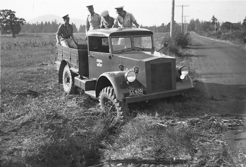 PPCLI on exercise at Camp Shilo, 1939. Courtesy PPCLI Museum and Archives