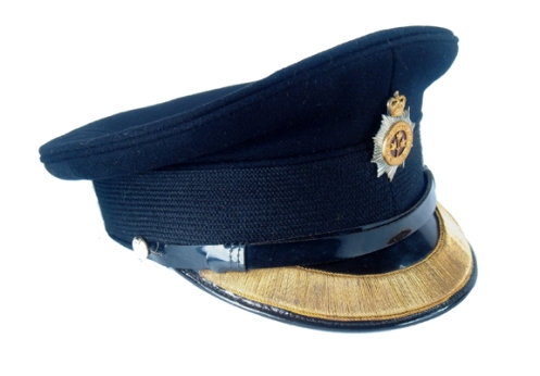 Pattern of Forage Cap common to all Guards Officers.