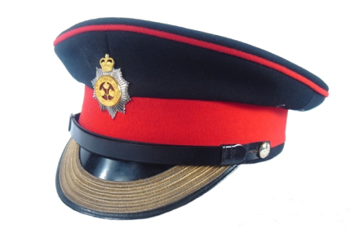 Canadian Guards Colour-Sergeant