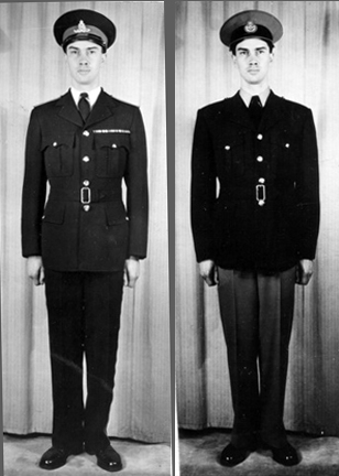 These two proposals more closely emulated civilian dress. A beret was optionally considered. In any event the final decision would see the elimination of firage caps for Other Ranks and it would be 10 years before these were returned.