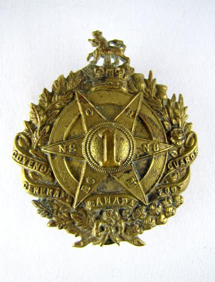 Black Watch Glengarry Cap Badge Queens crown glengarry ...