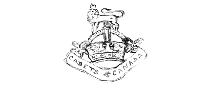 "The first drawing of the ""Canadianization"" of the British badge."