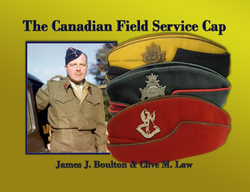 "Field Service caps of the VVR, as well as other volunteers and veterans groups are covered in ""The Canadian Field Service Cap"" to be published in September, 2014, by Service Publications"