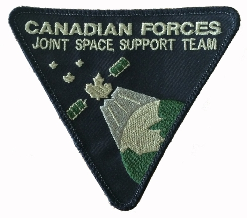Subdued version of the team patch. This was worn on the left sleeve. Author's collection