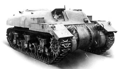 An example of a 'Ram' Kangaroo armoured personnel carrier, with which 1st Canadian Armoured Personnel Carrier Squadron, Canadian Armoured Corps, was issued over the period of 1-2 October 1944. Source: authors' collection.