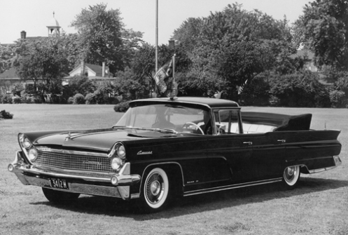 The 1959 Continental Mark IV