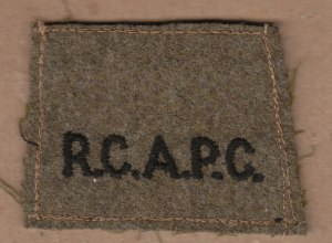The worsted RCAPC title