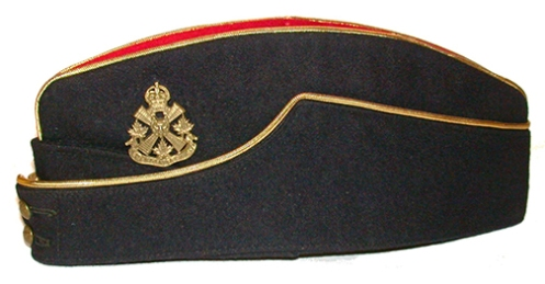 Edmonton Regt. Officer's CFSC rev
