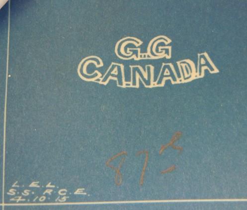 gg canada bluept